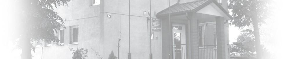 Grafika przedstawiająca siedzibę Powiatu.