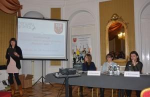 """Konferencja informacyjno- promocyjna projektu """"MUSIMY SIAĆ..."""""""