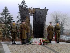 Pułtuszczanie pamiętali o 74. rocznicy utworzenia Armii Krajowej