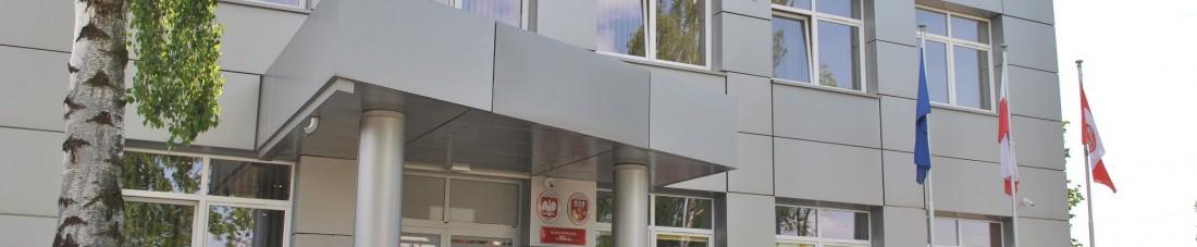 Siedziba Starostwa Powiatowego w Pułtusku