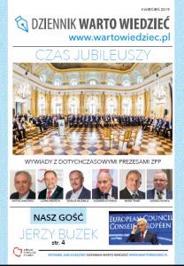 20 lat Związku Powiatów Polskich – jubileuszowe wydanie Dziennika Warto Wiedzieć