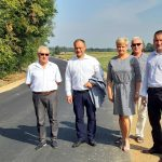 Odbiór końcowy drogi powiatowej