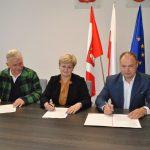 Jest umowa na rozbudowę drogi powiatowej - ul. Białowiejska w Pułtusku