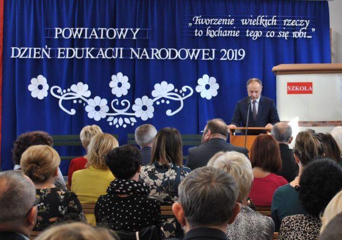 Powiatowy Dzień Edukacji Narodowej