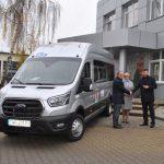 Nowe pojazdy do przewozu osób niepełnosprawnych dla SOSW i ŚDS