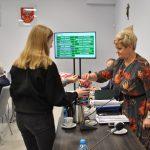 Zbiórka pieniędzy w ramach 28. Finału WOŚP przed XIII Sesją Rady Powiatu