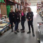 Wyjazd uczniów na staż zawodowy do Portugalii
