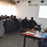 Odprawa Powiatowego Zespołu Zarządzania Kryzysowego poświęcona zagrożeniu koronawirusem