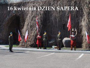 16 kwietnia Dzień Sapera