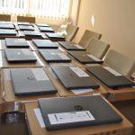 Laptopy do nauki zdalnej dla uczniów placówek oświatowych prowadzonych przez Powiat Pułtuski