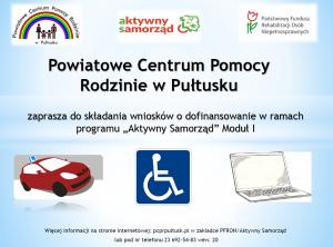Plakat - Aktywny Samorząd