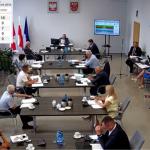 Udzielono wotum zaufania i absolutorium dla Zarządu Powiatu w Pułtusku