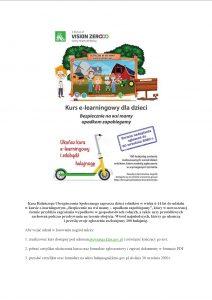 Zaproszenie KRUS do kursu e-learningowego dla dzieci