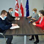 odpisanie umowy na przebudowę ul. Stare Miasto w Pułtusku