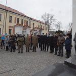 W 100. rocznicę przybycia do Pułtuska 13 pp