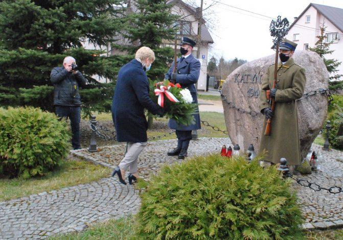 W Dzień Pamięci Ofiar Zbrodni Katyńskiej