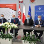 Podpisanie umowy o dofinansowanie na Centrum Opiekuńczo-Mieszkalnego w Pułtusku