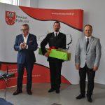 Nagrody dla strażaków