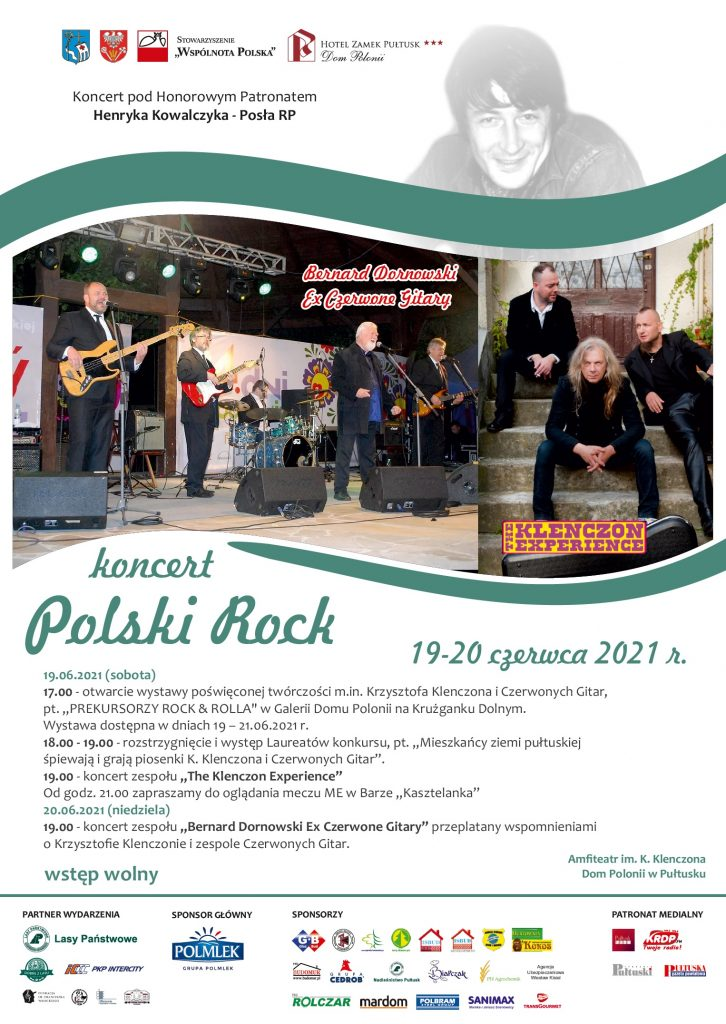 Koncert Polski Rock