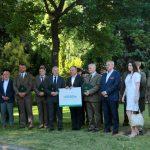 Porozumienie na wspólną realizację zadania pn. Budowa drogi relacji Lipniki Stare-Gromin podpisana