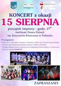 Koncert z okazji 15 sierpnia