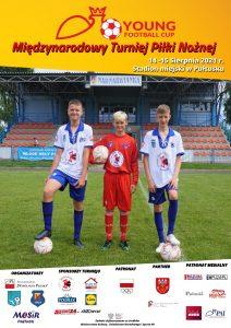 XIII Międzynarodowym Turnieju Piłki Nożnej Young Football Cup 2021 z okazji 100-lecia MLKS Nadnarwianka Pułtusk