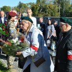 Uroczystości na I cmentarzu w Pułtusku związane z obchodami 82. rocznicy powstania Podziemnego Państwa Polskiego