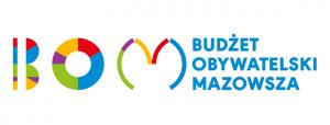 Logotyp Budżetu Obywatelskiego dla Województwa Mazowieckiego